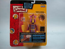 The Simpsons World of Springfield Interactive NUMBER ONE Playmates Series 12