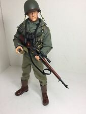 1/6 DRAGON 2ND RANGER BTN SNIPER CPL M1 GARAND BBI DID WW2