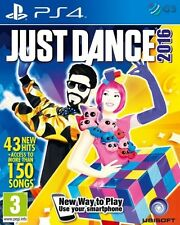 Just Dance 2016 PS4 * NEW SEALED PAL *