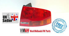 AUDI A4 2005-2008 REAR LIGHT  LAMP  DRIVER SIDE SALOON MODELS