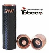 Tobco * CARBON FIBER Manhattan Mechanical MOD 18650 * RBA / RDA New!