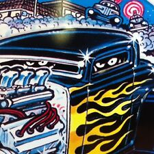 """""""Busted"""" 32 Roadster New Embossed METAL """"Garage Decor"""" Sign"""