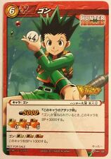 Miracle Battle Carddass Hunter × Hunter P HH 02 Promo