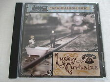 Lucky Curtains - Granfaloon Bus - CD