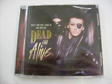 DEAD OR ALIVE - THAT'S THE WAY I LIKE IT THE BEST OF - CD SIGILLATO 2010