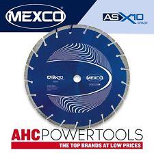 Mexco ASX10 300mm ( 12 inch ) Asphalt  Diamond Blade Disc