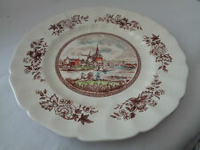 Johnson Brothers Made In England Tulip Time Plate