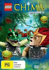 LEGO Legends Of Chima Volume 5 : NEW DVD