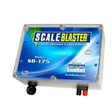 "Scaleblaster SB-175 Water Softener Alternative ""Zero-Salt"" Eliminates Hard Scale"