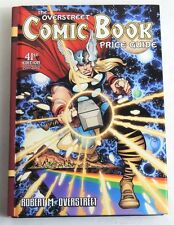 ESL2402. GEMSTONE: The Overstreet Comic Book Price Guide 41th Edition (2011)  ~