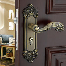 Hot Continental Fashion Privacy Door Security Entry Mechanical Handle Locks Set