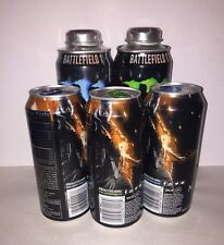 Monster Energy Drink Battlefield 1 Complete 5 Cans Set Full Or Empty