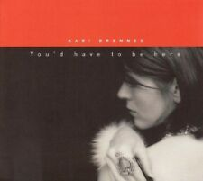 KARI BREMNES - YOU'D HAVE TO BE HERE  CD NEU