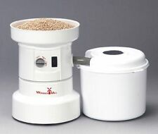 WonderMill Electric Grain Mill – Grain & Wheat Grinder - Full Lifetime Warranty