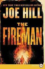 NEW The Fireman LP by Joe Hill Paperback Book (English) Free Shipping