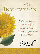 The Invitation by Oriah (Paperback, 2006)