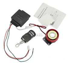 12V Motorized Safety Alarm for Suzuki GSX GSXR 600 750 1100 1300 Hayabusa