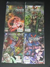 DC COMICS Infinite Crisis 1 2 3 4 Fight for the multiverse NM FREE SHIPPING