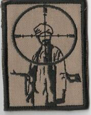 Patch toppa TALIBAN SEAL DEVGRU VELCRO TERMOSALDABILE WWW.SOFTAIROUTLET.com