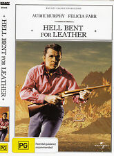 Hell Bent For Leather-1960-Audie Murphy- Movie-DVD