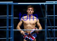 TOM DALEY #1220,BARECHESTED,SHIRTLESS,candid photo