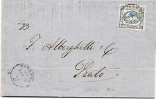 P8844   Firenze, annullo cerchio piccolo, 1863