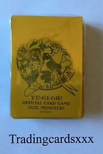 ♦Yu-Gi-Oh!♦ 70 Protèges Cartes/Pochettes/Sleeves : Dark Magician Girl Yellow