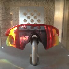Oakley M Frame Mumbo Red frame  Iridium lens-fair condition
