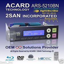 ACARD ARS-5210BN Premium 1 to10/11 SATA ODD DVD/CD/Blu-Ray Duplicator Controller