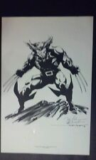 Wolverine  illustration art print by Jim Lee, Whilce Portacio, Scott Williams