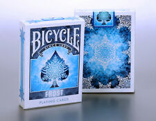 BICYCLE FROST PLAYING CARDS DECK