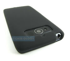 BLACK RUBBERIZED HARD CASE COVER FOR MOTOROLA DROID MINI 2013 XT1030 PHONE