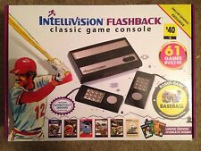 Intellivision Flashback 61 Built In Games Dollar General Limited Edition