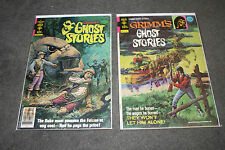 Gold Key Grimm's Ghost Stories #14 & 54