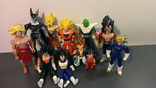 Dragon Ball Z Action Figure lot x11 Dragonball DBZ Jakks Irwin GT toy Goku Broly