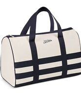 Jean Paul Gaultier Men Duffle Bag Weekender Gym Travel Overnight Handbag