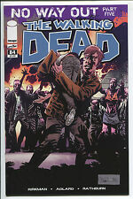 The Walking Dead #84 - No Way Out Part 5/Rick & Carl Cover - 2011 (Grade 9.2)