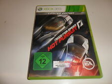 Xbox 360 need for speed: hot pursuit limited edition