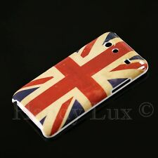 Samsung Galaxy S Advance i9070 Hard Case Schutz Hülle Etui Flagge UK England