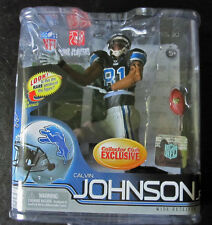 MCFARLANE NFL**CALVIN JOHNSON JR.**DETROIT LIONS-EXCLUSIVE FIGURE-NEW