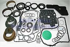 1995-UP 4T40E 4T45E MASTER OVERHAUL KIT REBUILD BANDS SEALS GASKETS CLUTCHES GM