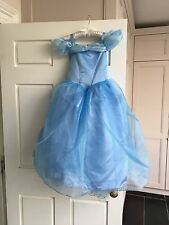 Disney Cinderella Dress Age 7-8