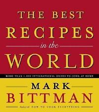 The Best Recipes in the World, Bittman, Mark, Good Book