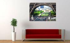 EIFFEL TOWER TILT SHIFT EFFECT NEW GIANT LARGE ART PRINT POSTER PICTURE WALL