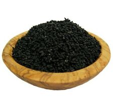 Amazing Black Seeds Raw 100% Pure Nigella Sativa Cumin Herbs Powder Ground 3oz