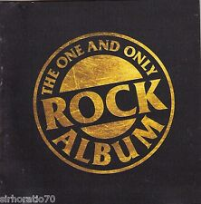 The One and Only ROCK ALBUM 2 CD  set