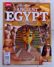Book Of ANCIENT EGYPT Iconic Pharaohs ALL ABOUT HISTORY 162 Pages PYRAMIDS More