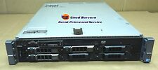 Dell PowerEdge R710 Server 2 x 2.66Ghz Quad Core Perc6 24GB 3x 146gb 15K 3.5 SAS