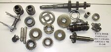 YAMAHA 2011 GRIZZLY 700 4X4 EPS TRANSMISSION SET TRANNY 53-148