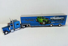 Tonkin SPT3277 Western Distributing Peterbilt with Racing Trailer